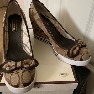 Coach women's shoes